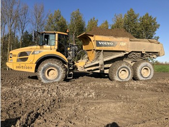 Volvo A 35 F (7 pieces) - articulated dumper