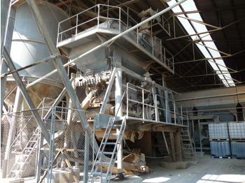 AMMANN AM100/4, 150 t /h  Asphaltmischanlage, 160 t/h, Full Working, Year 1979 - 2008 - 150 To./h  bei 4% Feuchtigkeit - AMMANN Mischergruppe MA1500   - 8x Reihen DoseureAMMANN T 2280, Durchmesser 2.2 - asphalt machine