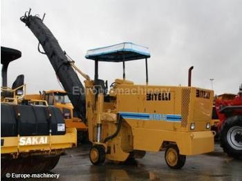 Bitelli SF 60 T3 asphalt rotory - asphalt machine