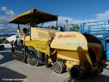Dynapac DF 115 P - asphalt machine