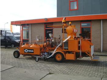 HOFMANN H30D UNIVERSAL Cold paint road marking machine - asphalt machine