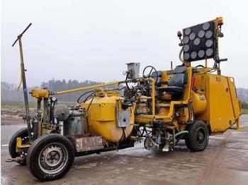 Hofmann H26-3 Road marker EPA / Dutch Machine  - asphalt machine