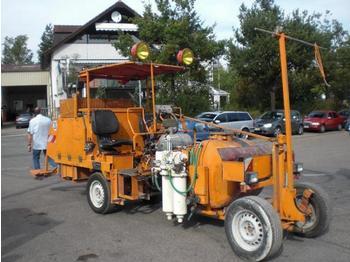 Hofmann H26 Markiermaschine Straßenmarkierung - asphalt machine