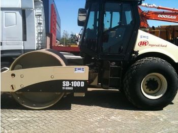 Ingersoll-Rand SD100D - asphalt machine