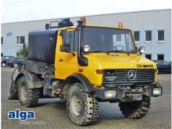 Unimog 1450 4x4, Allrad, Teerspritze, Asphalt, Unimog  - asphalt machine
