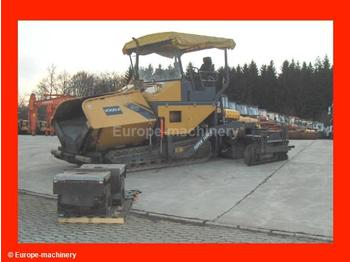 Vögele Super 1600-1 ERGO PLUS - asphalt machine