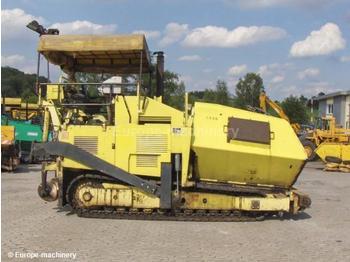 Vögele Super 2500 - asphalt machine