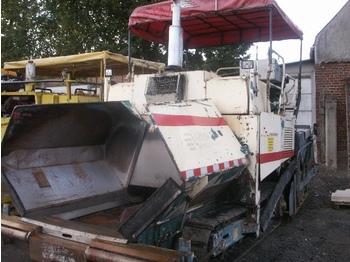 VOGELE SUPER 1600 - asphalt machine