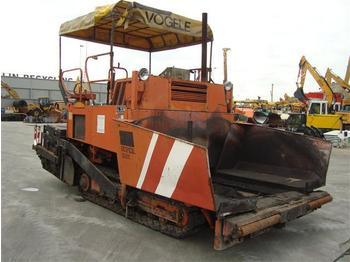Vögele 1600 SUPER (Ref 109794) - asphalt machine