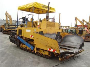 Vögele 1800 SUPER (Ref 109844) - asphalt machine