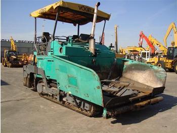 Vögele 1900 SUPER (Ref 109692) - asphalt machine