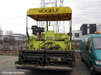Vögele SUPER 1600 - asphalt machine