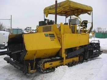 Vögele Super 1600 6-72 - asphalt machine