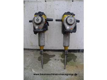 Wacker BH 23 Benzinhammer - asphalt machine