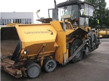 BITELLI 660 wheel asphalt paver - asphalt paver