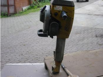 Atlas-Copco Cobra+Wacker - construction machinery