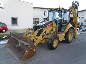 Backhoe loader Buldoexcavator Germania CAT 432 E: picture 1