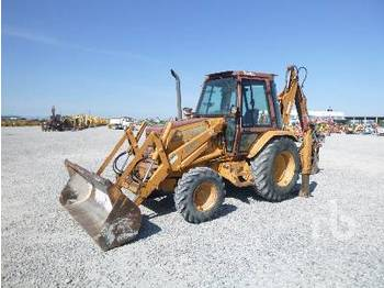 Backhoe loader CASE 580K