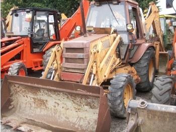 CASE 580K TURBO - backhoe loader