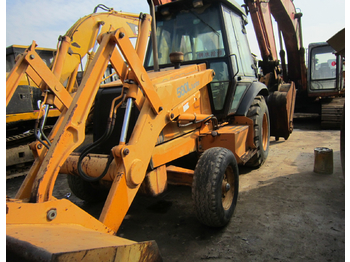 Backhoe loader CASE 580L
