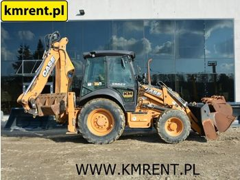 CASE 590 ST | 580 JCB 3CX CAT 432 428 VOLVO BL 71 61 TEREX 880 890 86 - backhoe loader