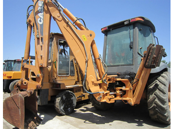 Backhoe loader CASE 695ST