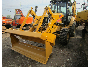 CATERPILLAR 420F - backhoe loader
