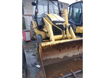 CATERPILLAR 426C - backhoe loader