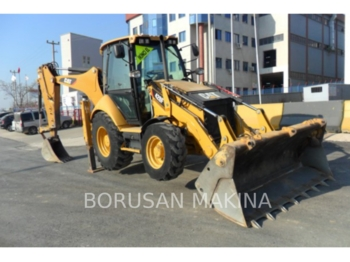 Backhoe loader CATERPILLAR 428F