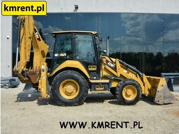 CATERPILLAR 428 F2 | 432 JCB 3CX VOLVO BL 71 61 TEREX 880 890 860 NEW HOLLAN - backhoe loader