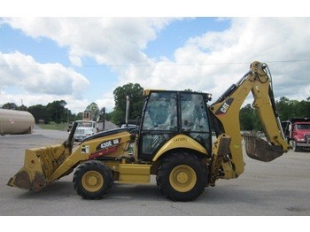 Backhoe loader CATERPILLAR 430E 4x4