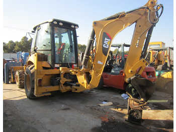 CATERPILLAR 430F - backhoe loader