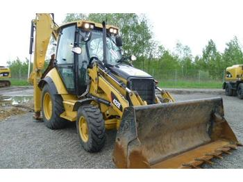 Backhoe loader CATERPILLAR 432E