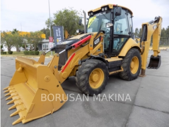 Backhoe loader CATERPILLAR 432F