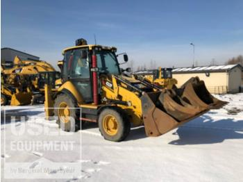 CATERPILLAR 432F  - backhoe loader