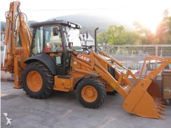 Case 580 Super R Series 3 Hydraulic - backhoe loader
