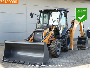 Backhoe loader Case 770 EX Magnum NEW UNUSED - CAT 428