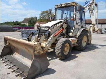 Backhoe loader Caterpillar 428