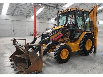 Backhoe loader Caterpillar 428 D