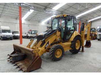Backhoe loader Caterpillar 428 E