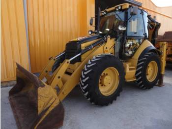 Backhoe loader Caterpillar 434E