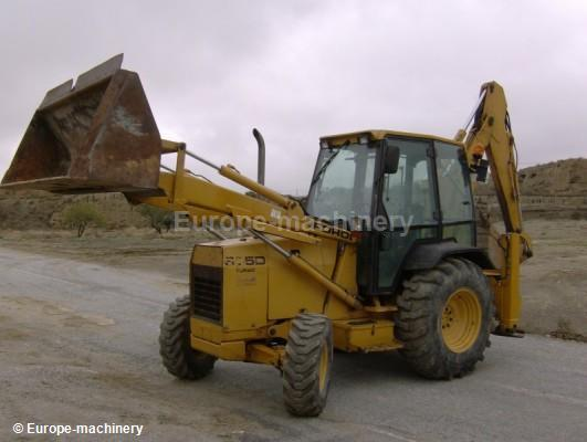 Ford 655d Backhoe Parts : Ford d backhoe loader from spain for sale at truck id