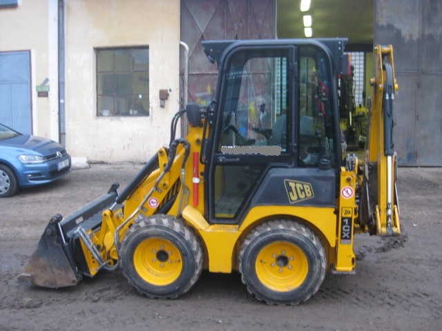 Jcb 1cx Backhoe Loader From Bulgaria For Sale At Truck1 Id 1543231