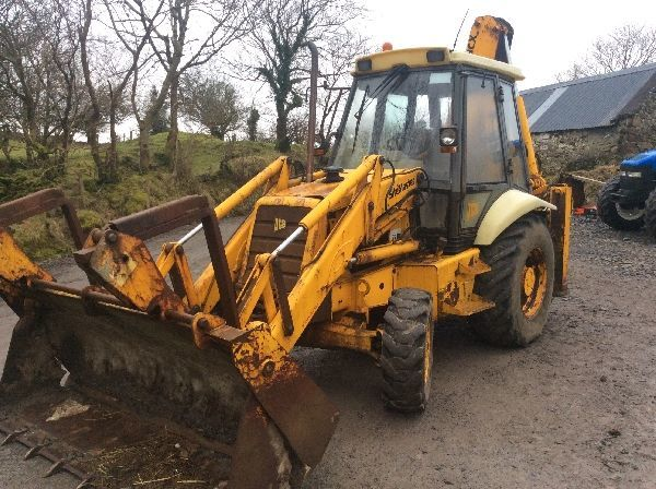 Jcb 3cx Backhoe Loader From Ireland For Sale At Truck1 Id 2463645