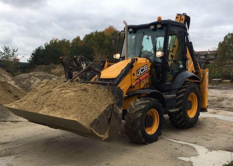 Backhoe loader JCB 3CX - Truck1 ID: 3477618
