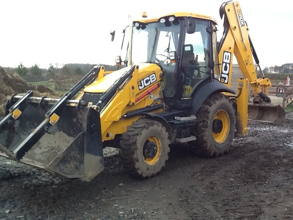Jcb 3cx Eco Backhoe Loader From United Kingdom For Sale At Truck1  Id  1006140