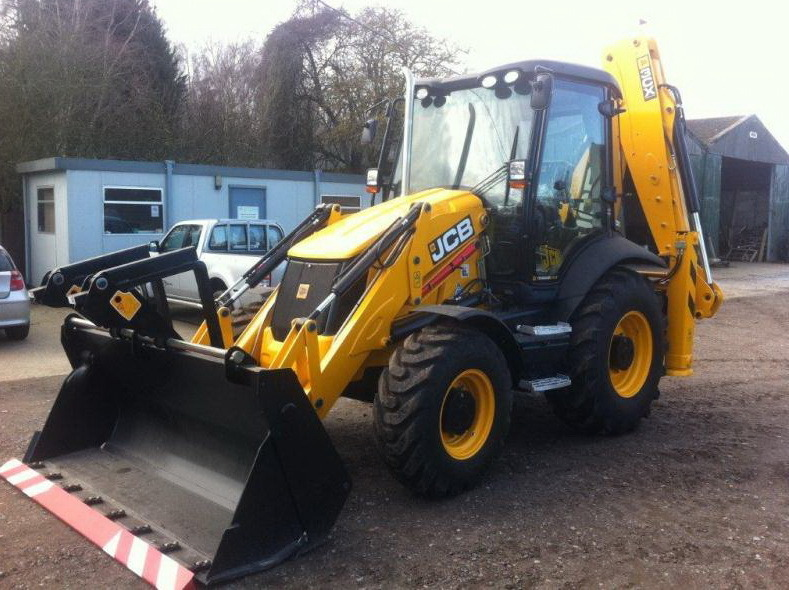 Jcb 3cx Eco Backhoe Loader From Finland For Sale At Truck1  Id  1014117