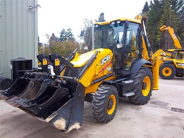 Jcb 3cx Eco Backhoe Loader From Bulgaria For Sale At Truck1  Id  1543232