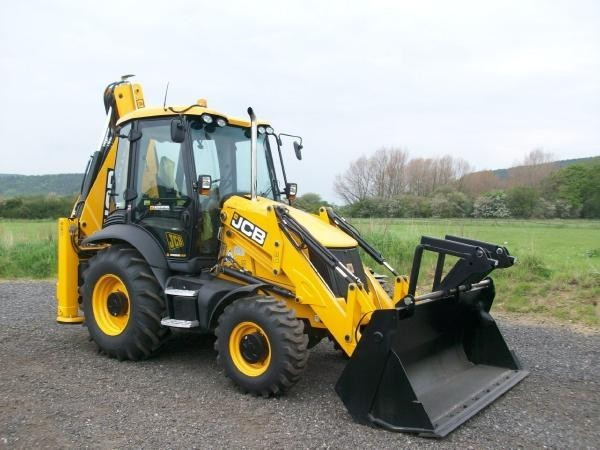 Jcb 3cx Eco Easy Backhoe Loader From Finland For Sale At Truck1  Id  1053597