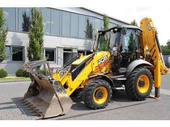 JCB 3CX 4x2 backhoe loader from France for sale at Truck1, ID: 3186747